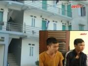 Video An ninh - Phú Thọ: Bắt 2 đạo chích hoành hành tại khu trọ sinh viên