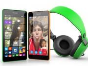 """Thời trang Hi-tech - """"Dế"""" hai SIM Lumia 535 có giá 3,5 triệu đồng"""