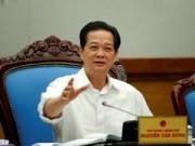Tài chính - Bất động sản - Thủ tướng yêu cầu không để hụt thu ngân sách