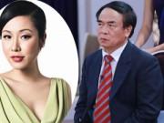 """Bố ruột của Ngô Phương Lan đến  """" lò luyện hoa hậu """""""