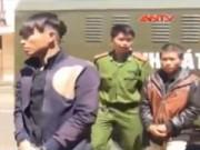 Video An ninh - Xông vào trường học cưỡng đoạt tài sản học sinh