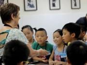 Kinh nghiệm dạy tiếng Anh cho trẻ từ 3-7 tuổi