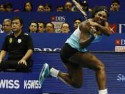 Thể thao - Serena không cứu nổi đội chủ nhà Singapore Slammers