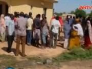 Video An ninh - Boko Haram sát hại 39 cảnh sát và binh sĩ Nigeria