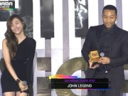 Video: Tiffany (SNSD) hát cùng John Legend