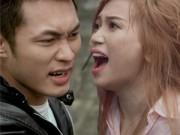 """Màn đụng độ  """" gay cấn """"  của Sĩ Thanh và  """" trai đẹp kiểu Hàn """""""
