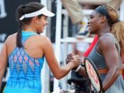 Thể thao - Serena - Ivanovic: Khi bản lĩnh lên tiếng (Giải tennis Ngoại hạng)