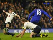 Bóng đá - Chelsea - Tottenham: Phô diễn sức mạnh