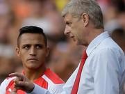"""Bóng đá - Thoát hiểm may mắn, Wenger đưa Sanchez """"lên mây"""""""