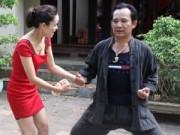 """Phim - Quang Tèo """"dấn thân"""" đóng phim hài Tết 2015"""