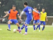 """Tin bên lề bóng đá - ĐT Việt Nam ở Malaysia: E ngại CĐV """"dùng chiêu laser"""""""