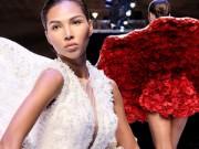 """Thời trang - Minh Triệu mặc váy """"ngàn hoa"""" lạ mắt"""