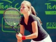 Thể thao - Thua trận, nữ tay vợt bị cha tát chảy máu mũi
