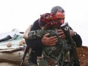 Tin tức trong ngày - Cha và con gái hội ngộ cảm động trên mặt trận chống IS