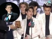 """Ca nhạc - MTV - EXO bị fan Trung Quốc chỉ trích """"vô lễ"""" với Lưu Đức Hoa"""