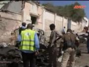 Video An ninh - Somali: Đánh bom đoàn xe LHQ, ít nhất 4 người tử vong