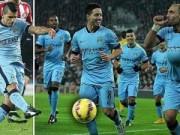 """Bóng đá - Man City: """"Người khổng lồ xanh"""" đã thức giấc"""