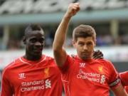 Bóng đá - Gerrard & Balotelli: Hai thái cực đối lập ở Anfield