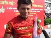 Thể thao - Chặng 3 cuộc đua xe đạp xuyên Việt 2014: Chiến thắng ấn tượng của Trần Văn Quyền