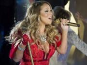 Ca nhạc - MTV - Thất vọng với giọng hát Mariah Carey trước Giáng sinh