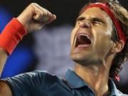 """Thể thao - Federer """"khuấy đảo"""" giải tennis Ngoại hạng"""