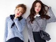 Thời trang - Mặc áo len đẹp và lạ cho ngày lạnh