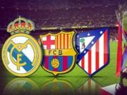Bóng đá - Liga trước vòng 14: Tam mã song hành