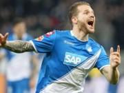 Bóng đá - Cú đá cầu vồng thành bàn top 5 V13 Bundesliga