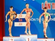 Thể thao - Đại hội TDTT Toàn quốc lần thứ VII: Thể hình TPHCM thắng lớn