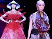 Thời trang - Show diễn 7 phút gây sốc tại tuần lễ thời trang Việt