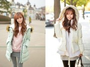 Thời trang - Áo khoác dành riêng cho những cô nàng sợ lạnh