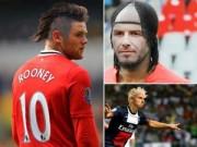 Bóng đá - Ảnh chế: Khi các sao bóng đá đổi kiểu tóc cho nhau