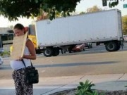 Phi thường - kỳ quặc - Bị xe tải chèn qua, bà bầu 9 tháng vẫn mẹ tròn con vuông