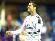 Bóng đá - Ronaldo vượt trội Messi về hiệu suất ghi bàn