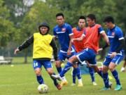 Bóng đá - Tập kín ở sân Shah Alam, ĐTVN muốn lọt vào chung kết