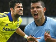"""Bóng đá - Song mã NHA: Man City vẫn """"nhỉnh hơn"""" Chelsea"""