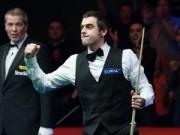 Thể thao - Huyền thoại snooker đi 1 cơ ăn điểm tuyệt đối