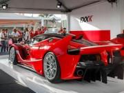 Ô tô - Xe máy - Thêm ảnh siêu xe Ferrari FXX K mới ra mắt