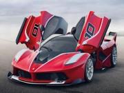 Ô tô - Xe máy - Siêu xe Ferrari FXX K chính thức trình làng