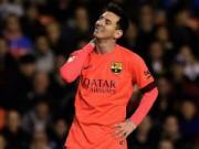 """Bóng đá - Paul Scholes: """"Messi đang buồn chán ở Barca"""""""