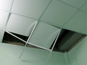 An ninh Xã hội - Trổ trần nhà trộm hơn 600 triệu đồng