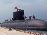 """Tin tức trong ngày - Nga bàn giao tàu ngầm Kilo 636 """"Hải Phòng"""" cho Việt Nam"""