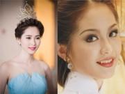 """Làm đẹp - Nhan sắc rực rỡ của 10 """"bông hoa"""" đẹp nhất Việt Nam"""