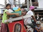 Tin tức trong ngày - Bão Hagupit sắp vào Philippines, nửa triệu người sơ tán