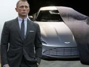Phim - 10 mẫu xe hơi sành điệu nhất của James Bond