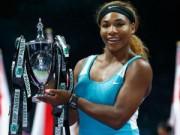 Thể thao - Tin HOT 6/12: Thêm kỷ lục cho Serena