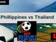 Video bàn thắng - Philippines - Thái Lan: Ăn miếng trả miếng
