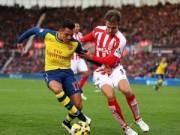 Bóng đá - Stoke - Arsenal: Kịch tính đến phút chót
