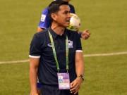 Bóng đá - Kiatisuk vui khi Thái Lan cầm hoà được Philippines
