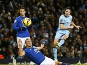 Bóng đá - Man City - Everton: Nhọc nhằn giành 3 điểm